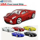US USB 2.4Ghz Wireless Lamborghini car Mouse Optical Game Mice for PC Laptop MAC