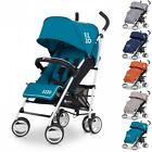 Baby Stroller Pushchair Ezzo Pram Buggy footmuff + foldable shopping city <br/> ✔ professionell productvideo  ✔ from 6 to 36 months