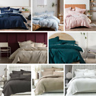 New Linen House Thick Deluxe Waffle Duvet Doona Quilt Cover Set
