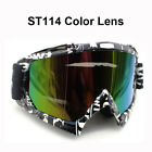 Motocross Goggles Helmets Goggles Ski Sport Gafas For Motorcycle Dirt Bike ATV