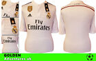 *14 / 15 - ADIDAS ; REAL MADRID HOME WORLD CHAMPIONS 2014  SHIRT SS / = SIZE*