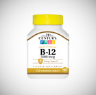 21st Century VITAMIN B-12 5000mcg High Potency Sublingual Tablets - 110 Tablets on eBay