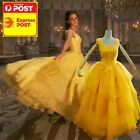 Beauty And The Beast Adult Costume Belle Gown