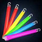 Внешний вид - 5 Pcs 6'' Glow Sticks with Hook Party Camping Emergency Outdoor Light up-to-date