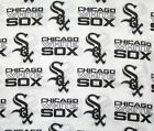 Chicago White Sox Dog Bandana MLB Dog over the collar / New design