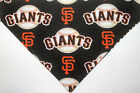 San Francisco Giants Dog Bandana MLB Dog over the collar / New design