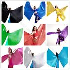 NEW Dance Isis wings Open Close India Egypt Belly Dance Costumes Isis Wings