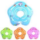 Baby Kids Bath Swimming Neck Float Inflatable Ring Tube Adjustable Safety Aids