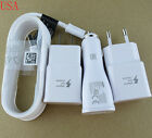for Samsung Galaxy S8 S8 PLUS Adaptive Fast Charging Car Wall 9V Charger Cable