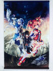 Fairy Fencer F Advent Dark Force Tiara Fang Eryn A3 Tapestry Wall Scroll Fammys