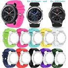 Replacement Silicone Band Strap For Samsung Gear S3 Frontier Watch / S3 Classic image