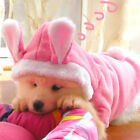Small Pet Puppy Warm Sweater Hoodies Clothing Chihuahua Poodle Dog Coat Clothes