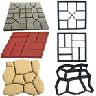 8/9 Grid Driveway Stone Mold Paving Concrete Stepping Sto...