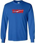 TAM Airlines Retro Logo Brazilian Airline Long-Sleeve T-Shirt