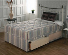 Diana mattress & base divan bed available in 3 sizes single,double & king size