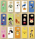Samsung Galaxy S6, S7, S8, S9, Edge, Plus, Disney / Pixar Character Phone Case