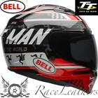 BELL QUALIFIER DLX OIM ISLE OF MAN CASQUE MOTO + TRANSITIONS VISIÈRE