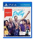 Singstar: Ultimate Party PS4 - PRISTINE - Super Duper FAST & QUICK Delivery FREE