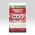 Best Fat Burners - Raspberry Ketone MAX PURE FAT BURNER *180 CAPSULES* Review