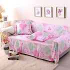 Canvas 100% Cotton Slipcover Sofa Cover oAUl for 1 2 3 4 seater Floral cyzl