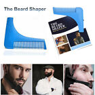 Beard Comb Shaping Tool Template Styling Perfect Symmetry Hair Lines Shaper NEW