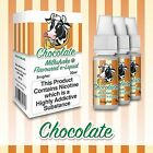 Eco Vape Milkshake - Chocolate 30ml 3mg & 6mg 90/10 VG/PG
