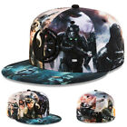 Star Wars Rogue One Death Trooper New Era 59FIFTY Fitted Hat PU Coating Cap $49.99 USD