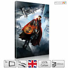 LARGE DOCTOR STRANGE FILM 2017 - STRETCHED CANVAS WALL ART PRINTS PICTURES