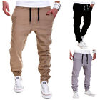 Mens Trousers Sweatpants Harem Pants Slacks Jogger Dance Sportwear Casual Baggy
