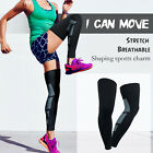 Sports Compression Basketball Pad Running Leg Protector Knee Support Brace US