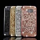 Luxury Bling Glitter Diamond Soft TPU Case Skin Cover For Samsung Galaxy S8 s7