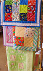 COMPLETE QUILT KIT, GIRLS OR BOYS DESIGN, 3 SIZES, 100%  COTTON QUILTING  FABRIC