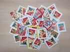 GB, 50, mixed 1st class Chistmas Stamps used unfranked see photo