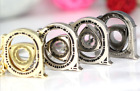 HOT Auto Parts Spinning Engine Rotary Rotor Keychain Keyring Key Ring Chain