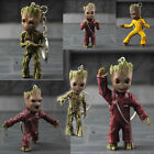 "Guardians of the Galaxy Vol.2 Baby Groot 3"" Key Chain Figure Statue Gift Toy"