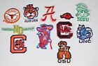 College Patches Vintage Iron-on Embroidered for Jacket Backpack Hat Clothing Fun