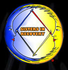 Narcotics Anonymous -  Sisters In Recovery  - Graphic T - Black or White-  -S-4X