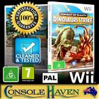 (Wii Game) Combat Of Giants: Dinosaurs Strike (aka Battle Of) (G) (Action) PAL