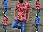 Fashion DJ Colours of Summer REBELL CAMOUFLAGE Mode WILD PARTY CLUBWEAR T-Shirt