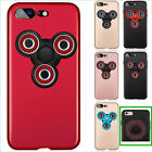 New 3D Triangle Ring Finger Fidget Spinner Phone Case for iPhone 6s 7 Plus Cover