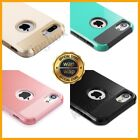 For iPhone 7 Case Hybrid Hard Heavy Duty Shockproof Rubber iPhone 6 7 Plus Cover