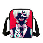 Boys Tokyo Ghoul Small Side Bags Cross Body Japanese Anime School Shoulder Bags