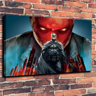 Cartoon Fantasy Movie oil painting Printed on canvas Personalized art decor =A=