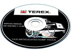 Terex TR45/TR60 Dump Truck Operation/Safety/Maintenance Manual Book
