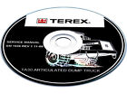 Terex TR35 Off-Highway Rigid Truck Operation/Safety/Maintenance Manual Book
