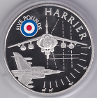 2008  £5 Silver Proof History of the RAF Collectors Coins 925 COA Planes Bullion