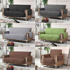 Quilted Sofa Couch Cover Throw Couch Settee Dog Pet Protector Water Resistant