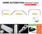 100-550cm **Bay Window**Remote Control Motorized Curtain Tracks(Electric)DHLship