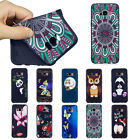 Rubber Silicone Flip Soft TPU Case Cover Skin Cute Back For Various Phone