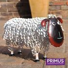 Primus Metal Sheep Outdoor Patio Ornaments Small Medium